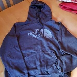 Men's Medium North Face Hoodie